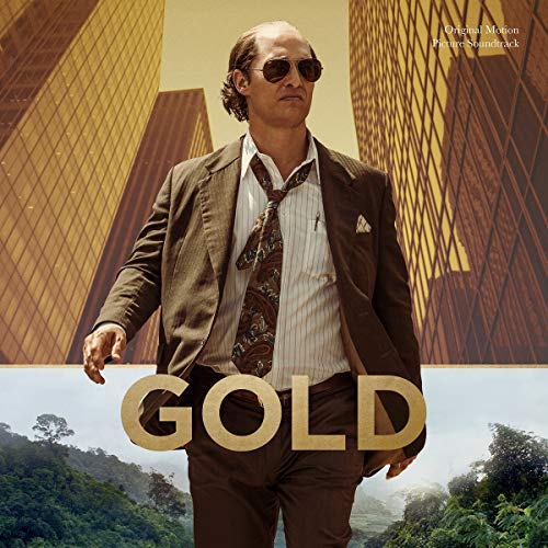 Gold - Original Motion Picture Soundtrack from CONCORD