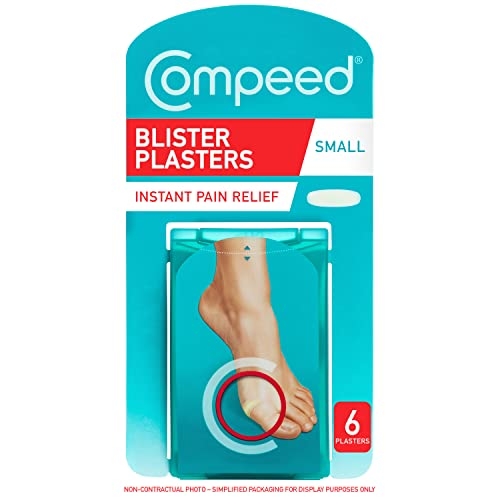 Compeed Blister Plasters Small, 6 Plasters from Compeed