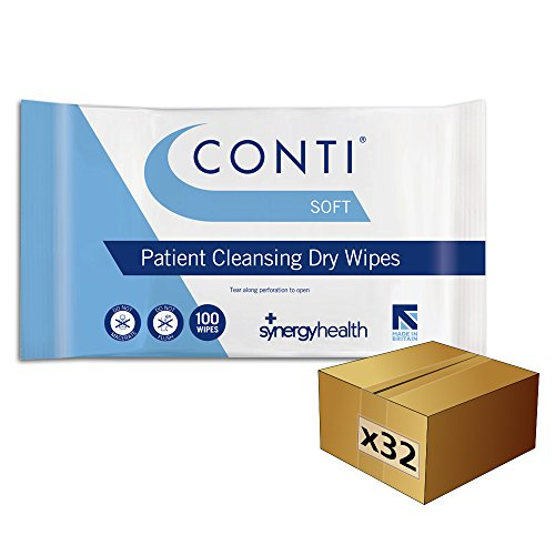 Conti Soft Dry Wipes - Case from Complete Care Shop