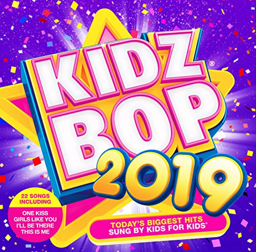 KIDZ BOP 2019 from Concord Records