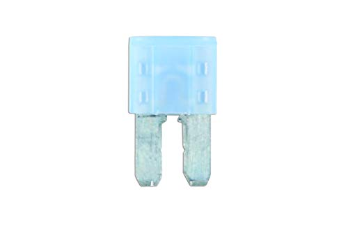 Connect Workshop Consumables 37150 15amp LED Micro 2 Blade Fuse 5 Pc from Connect Workshop Consumables