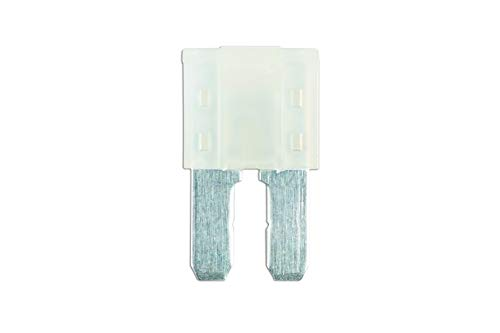 Connect Workshop Consumables 37152 LED Micro 2 Blade Fuse, 25 A, Set of 5 from Connect Workshop Consumables