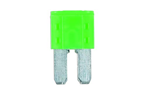 Connect Workshop Consumables 37166 30amp Micro 2 Blade Fuse Pk 25 from Connect Workshop Consumables