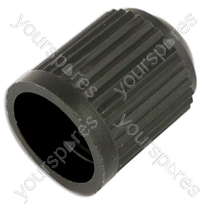 Car Dust Caps - Plastic - Pack Of 100 from Connect