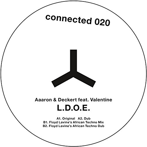 L.D.O.E [VINYL] from Connected