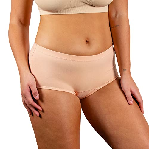 Conni Active Ladies Brief, Size 16, Beige from Conni
