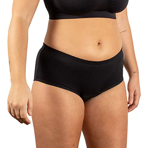 Conni Active Ladies Brief, Size 18, Black from Conni