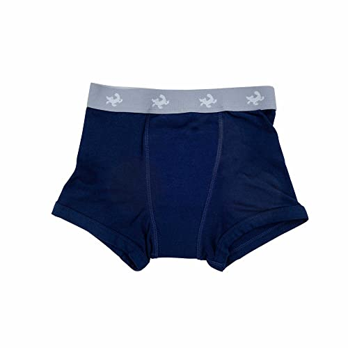 Conni Kids Tackers Sport Underwear, Navy, 60 cm from Conni