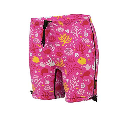 Conni Kids Togglz Swim Short, Sunset Pink, 40 cm from Conni