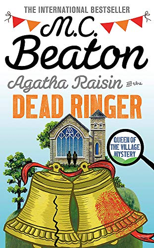 Agatha Raisin and the Dead Ringer from Constable