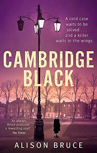 Cambridge Black (Dc Gary Goodhew 7) from Constable
