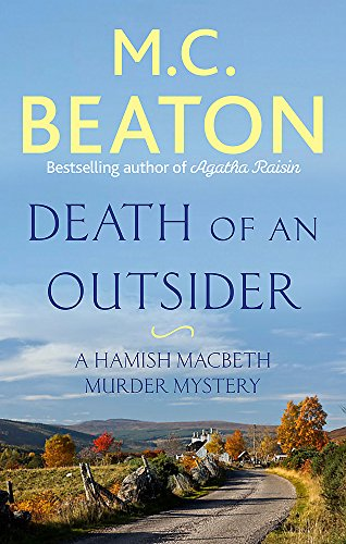 Death of an Outsider (Hamish Macbeth) from Constable