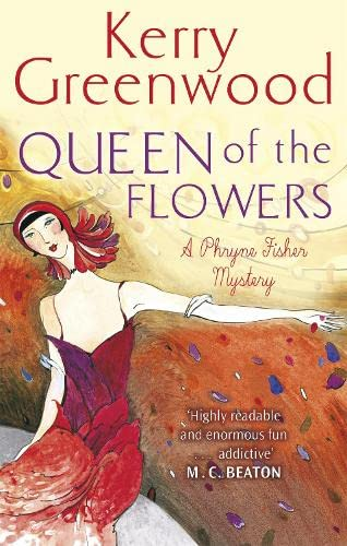 Queen of the Flowers (Phryne Fisher) from Constable