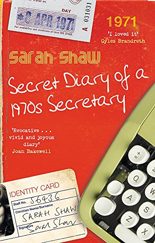 Secret Diary of a 1970s Secretary from Constable