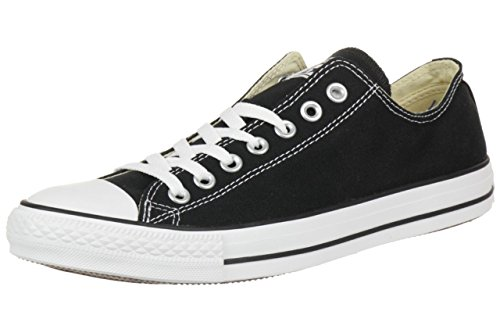 Converse M9166, Unisex-Adult's Sneakers, Black And White (Black (Black/White), 4 UK (36.5 EU EU) from Converse