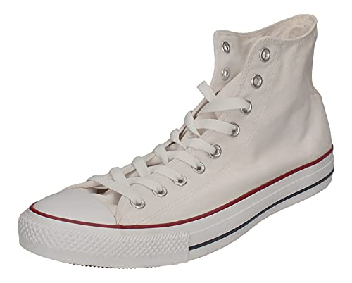 Converse Unisex-Adult Chuck Taylor All Star Hi-Top Trainers, Cream- 16 UK from Converse