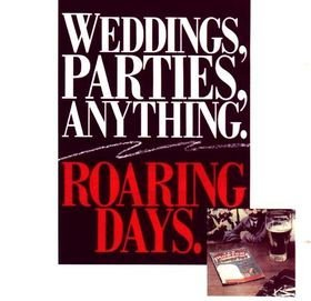 Roaring Days from Cooking Vinyl