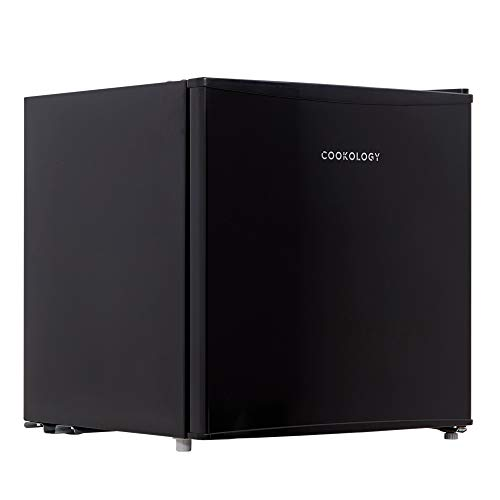Cookology 4 Star **** Black Table Top Mini Freezer 32 Litre from Cookology