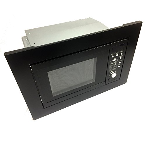Cookology Integrated Microwave Oven in Black | Built-in IM20LBK 20 Litre from Cookology