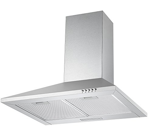 Cookology CH600SS 60cm Chimney Cooker Hood in Stainless Steel | Extractor Fan from Cookology