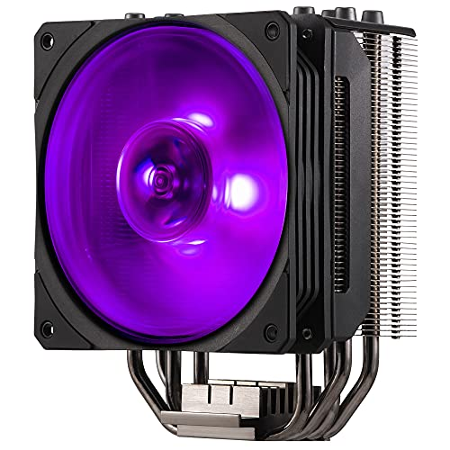 Cooler Master Hyper 212 RGB Black Edition CPU Cooling System from Cooler Master