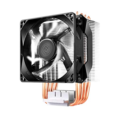 Cooler Master Hyper H411R CPU Air Cooler '4 Heatpipes, Compact Heatsink, Easy Installation' RR-H411-20PW-R1 from Cooler Master