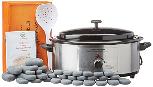 Coolherbals 296 Quart Hot Stone Heater - 36 Piece from Coolherbals