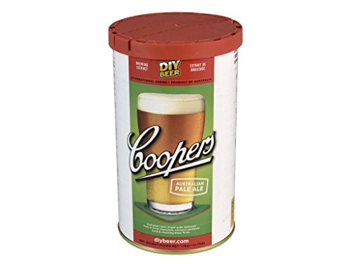 Coopers Australian Pale Ale (1.7 Kg) beer kit from Coopers