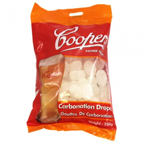 Coopers Carbonation Drops (250g) from Coopers