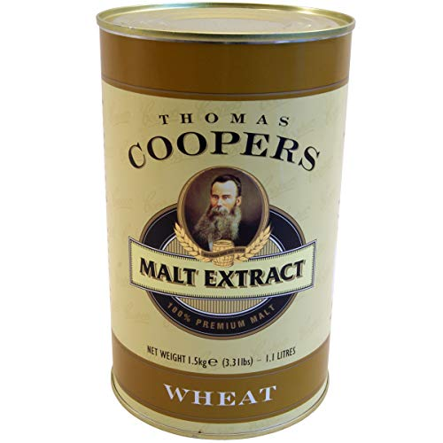 Coopers Malt Extract Wheat 1.5kg from Coopers