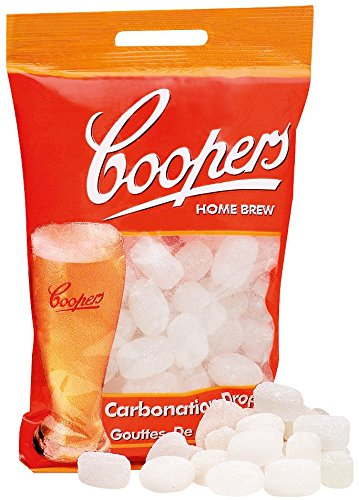 Home Brew & Wine Making - Pack Of 80 Carbonation Drops from Coopers