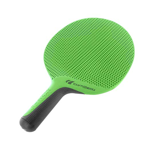 Cornilleau Softbat Eco Design Table Tennis Bat, Green from Cornilleau