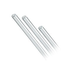Corning 249480 Glass Rod 8.0 mm OD x 1500 mm L, 37 lb. Weight (Pack of 37) from Corning