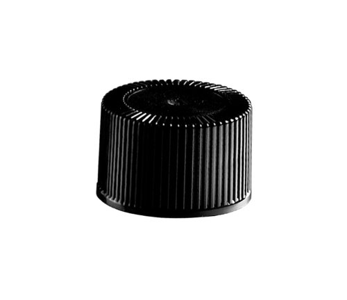 Corning 99999-13 Phenolic GPI 13-415 Threaded Disposable Screw Cap with Rubber Liners, 13.5mm Height (Case of 1000) from Corning
