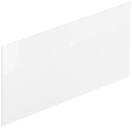 Corning Zinc Titanium Glass Rectangular Cover, NO. 1-1/2, 40mm Length X 22mm Width (Case of 10) from Corning
