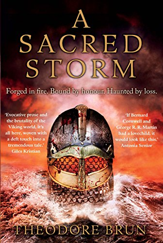 A Sacred Storm: An epic historical fantasy for fans of Bernard Cornwall and George RR Martin (The Wanderer Chronicles) from Atlantic Books