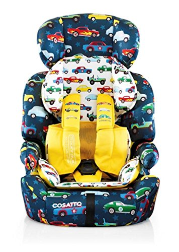 Cosatto Zoomi Car Seat Group 123, 9-36 kg, Rev Up from Cosatto