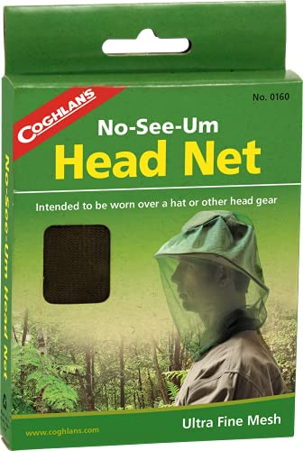 Coughlan's Head Net - Transparent from Coughlan's