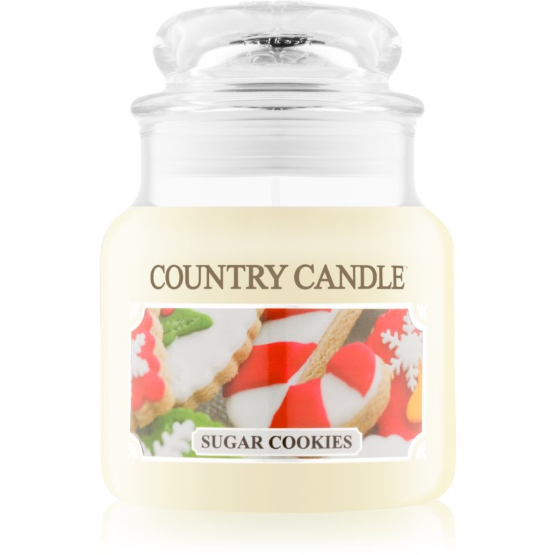 Country Candle Sugar Cookies scented candle 104 g from Country Candle