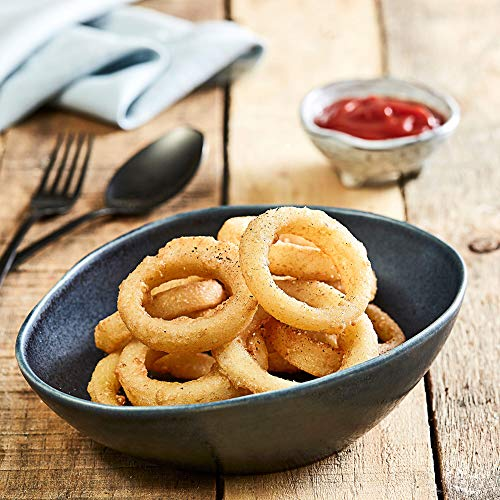 Country Range Frozen Beer Battered Onion Rings - 1x1kg from Country Range