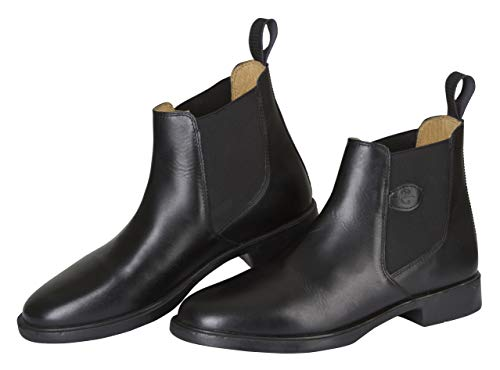 Covalliero Classic Riding Half Boots - Black, Size 40 from Covalliero