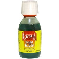 Covonia Cold & Flu Formula 160ml from Covonia