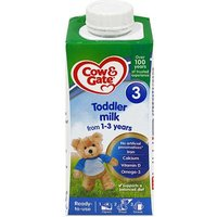 Cow & Gate Ready to Use Growing Up Milk (From 1-2 Years) 200ml from Cow & Gate