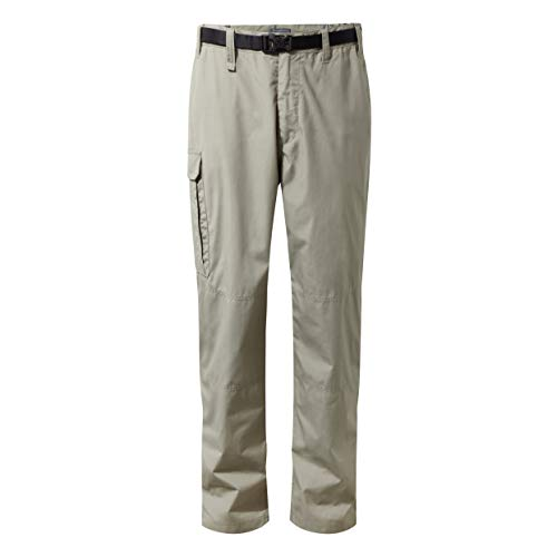 Craghoppers Men's Classic Kiwi Trousers, Rubble, 40 Inch from Craghoppers