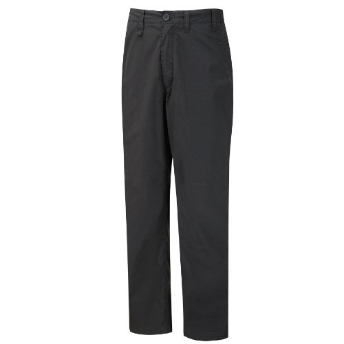 Craghoppers Men's Classic Kiwi Trousers, Black, 32 Inch, Short from Craghoppers