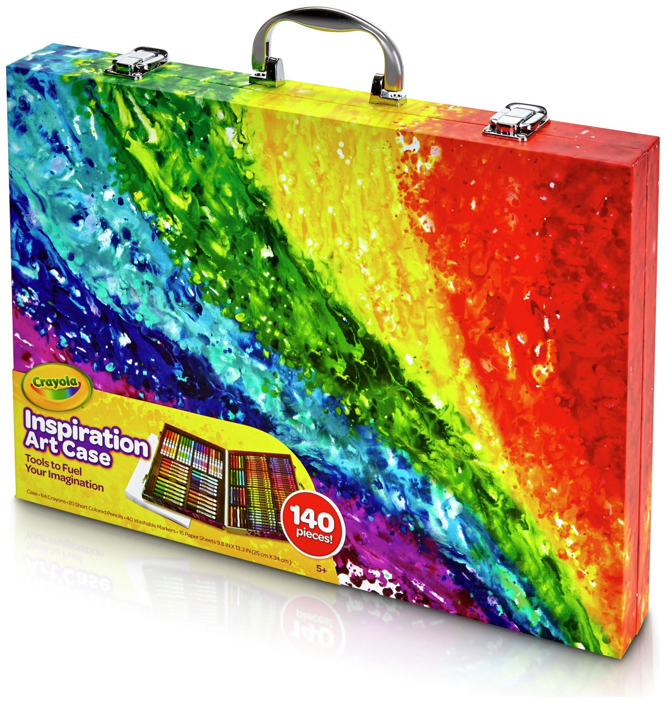 Crayola Inspirational Art Case from Crayola