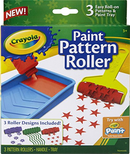 Crayola Paint Pattern Roller from Crayola
