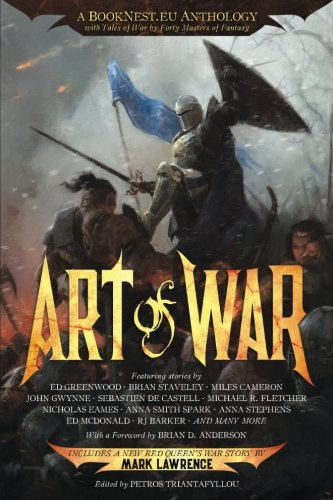 Art of War: Anthology for Charity from CreateSpace Independent Publishing Platform
