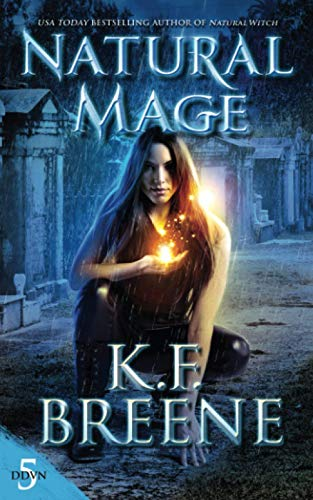 Natural Mage (Demon Days, Vampire Nights World) from CreateSpace Independent Publishing Platform