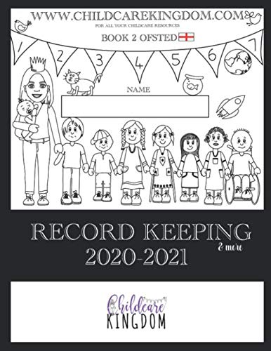 Record keeping & more: Easy Childminding: Volume 2 from CreateSpace Independent Publishing Platform